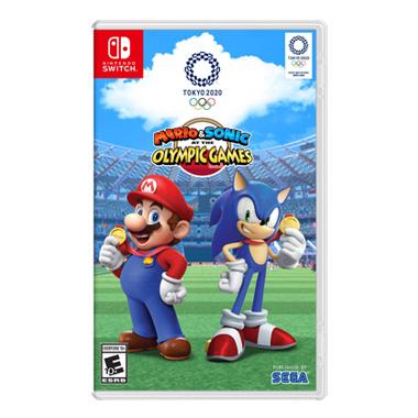 Mario & Sonic ai Giochi Olimpici – Tokyo 2020