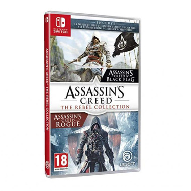 Assassin's Creed – The Rebel Collection