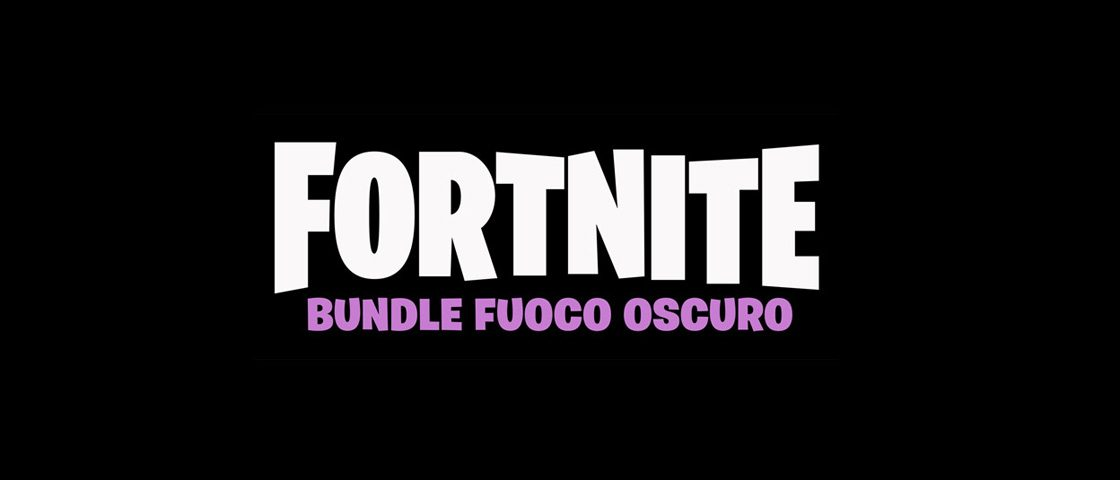 Fortnite Bundle Fuoco Oscuro