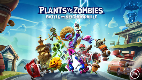 Plants vs. Zombies™: Battle for Neighborville
