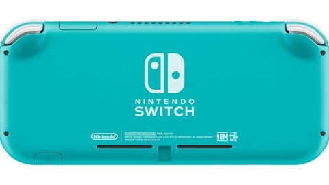 Nintendo Switch Lite – versione turchese