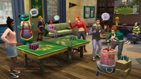 The Sims™ 4 Vita Universitaria