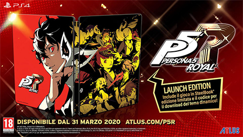 Persona 5 Royal – Launch Edition