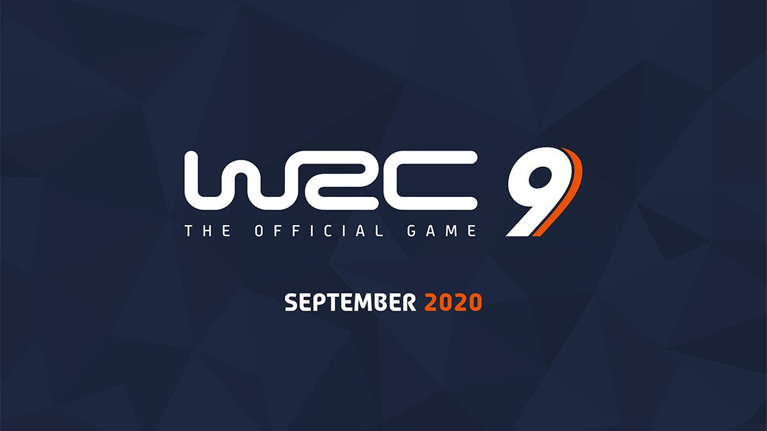 WRC9 The official game