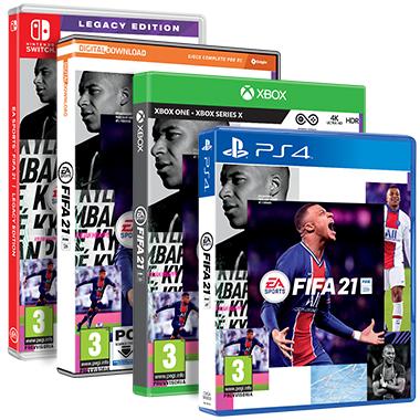 FIFA21 – Standard Edition