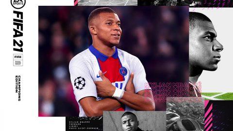 FIFA21 – Champions Edition