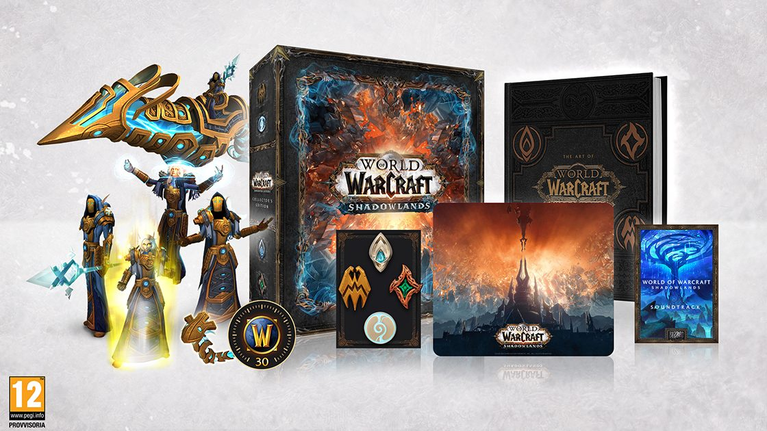 World Of Warcraft: Shadowlands – Collector's Edition