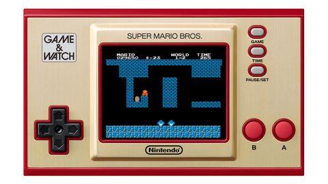 Game&Watch Super Mario Bros
