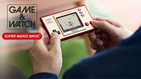 Game&Watch Super Mario Bros