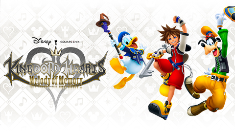 Kingdom Hearts – Melody of Memory