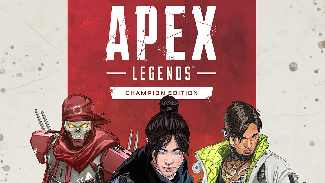 Apex Legends Champions Edition