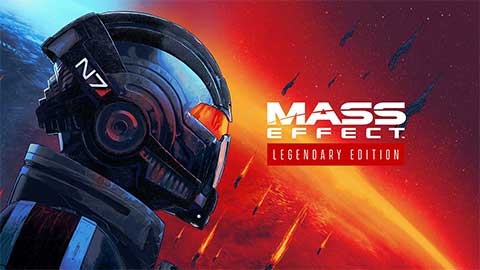 Mass Effect Legendary Edition