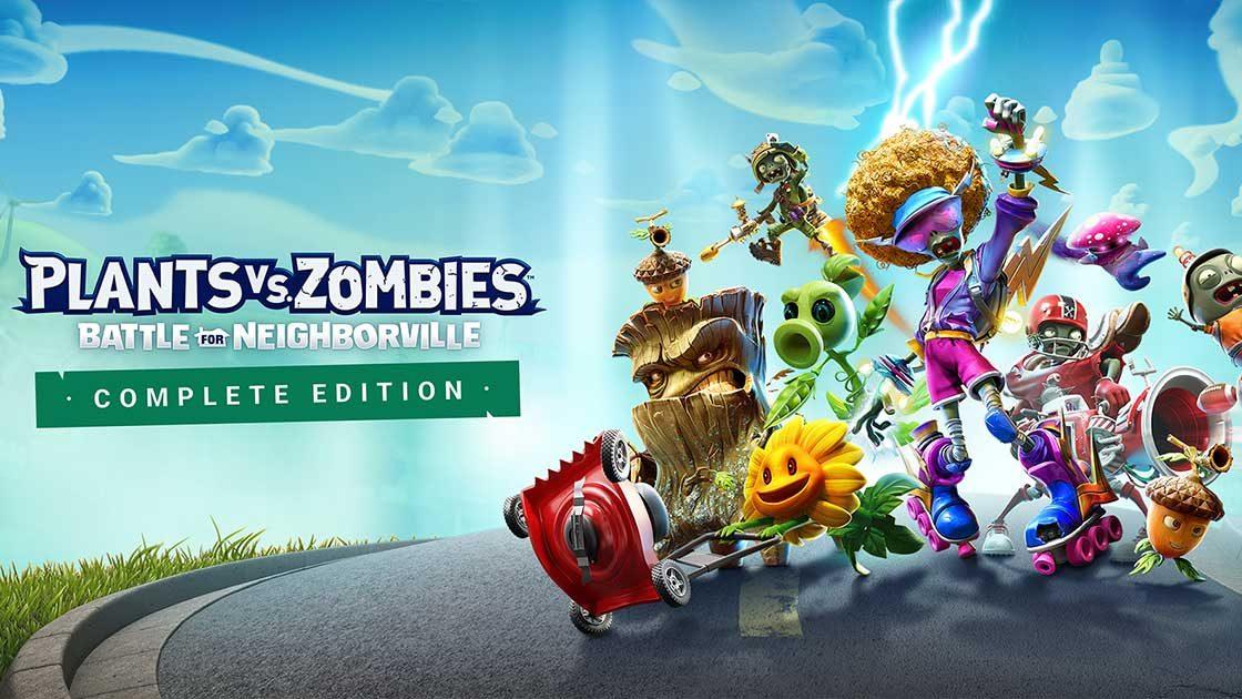 Plants vs. Zombies™: Battle for Neighborville Edizione Completa