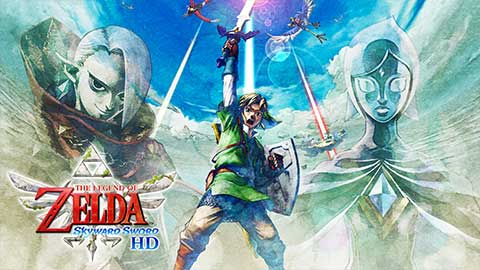 The Legend of Zelda: Skyward Sword HD