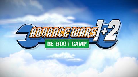 Advance War 1+2: Re-Boot Camp