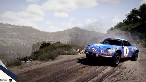 WRC10 – The Official Game
